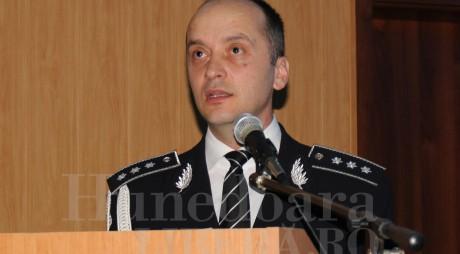 Şeful IPJ Hunedoara transmite un mesaj Bisericii