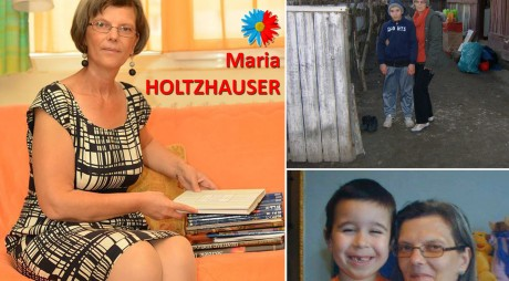 """Premianții fără premii: Maria Holtzhauser, """"îngerul celor săraci și triști"""""""