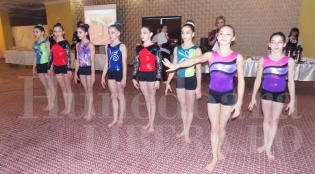 Clubul Rotary a sunat mobilizarea pentru sprijinirea gimnasticii