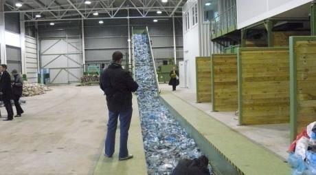 Interes pentru deschiderea unei staţii de reciclare a deşeurilor în Valea Jiului