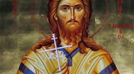 17 martie | Sfântul Cuvios Alexie. Moaștele lui se păstrează într-o biserică din Roma
