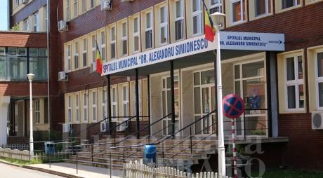 """HOŢII """"OPEREAZĂ"""" mai nou şi în Spitalul de la Hunedoara"""