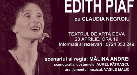 23 aprilie | Spectacol de gală la Teatrul de Artă din Deva