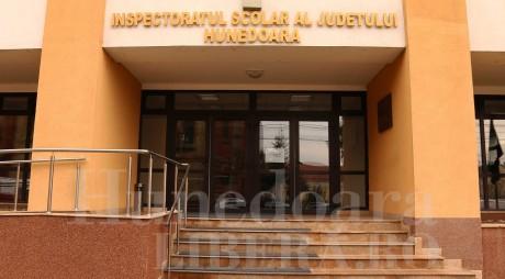 25 de posturi VACANTE la Inspectoratul Şcolar Judeţean