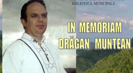 """In Memoriam Drăgan Muntean"", la Hunedoara"