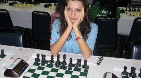 Hunedoreanca Daria Vişănescu, vicecampioană naţională la șah
