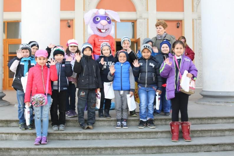 Programul Scolar Colgate - Hunedoara, 8 aprilie 2015 (2)
