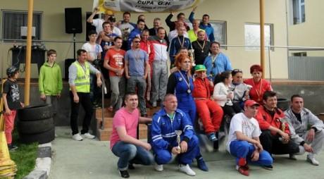 Rally Sprint Cupa GH, la Haţeg