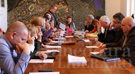 Consiliul Local Hunedoara, convocat din nou vineri