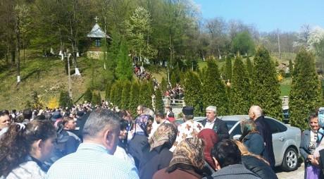 Mănăstirea Crişan şi-a sărbătorit vineri hramul