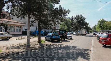 DEVA: Încep lucrările de modernizare a bulevardului Dacia