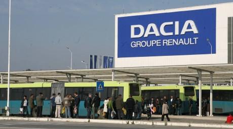 Spania și Italia salvează vânzările Dacia