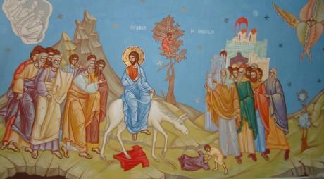 Intrarea Domnului în Ierusalim