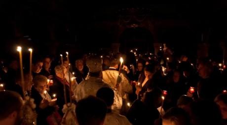 DEVA. Restricţii de circulaţie în noaptea de Înviere!