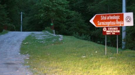 Drumul spre Sarmizegetusa Regia se închide!