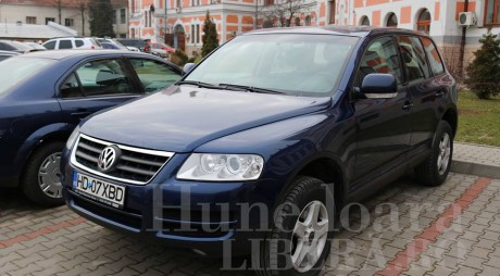 Epopeea SUV-ului lui MOLOȚ a ajuns la final