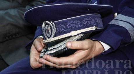 22 de tineri liceeni, deja interesaţi de o carieră în Poliţie