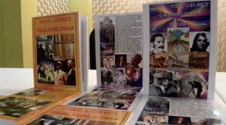 Dublă lansare de carte la Deva