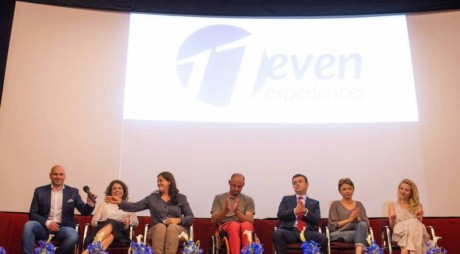 Conferința 11even Experiences ajunge la Deva