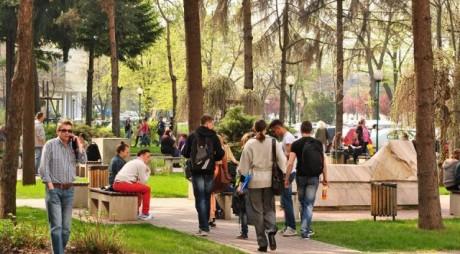 Studenții de la Universitatea de Vest din Timișoara pot studia un semestru la altă instituție din ţară