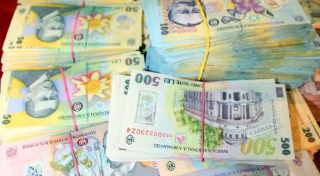Deficit bugetar de 5,1 miliarde lei, respectiv 0,63% din PIB, în primele 7 luni