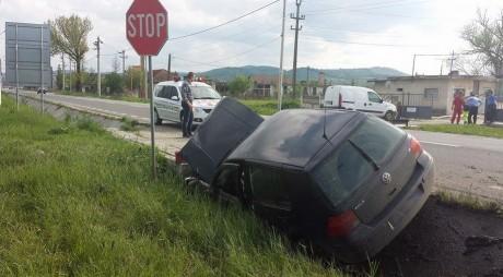 JURNALIST ÎMBRÂNCIT la locul unui accident de circulație (VIDEO)