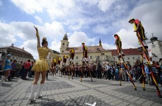 Cel mai mare Festival de Teatru își așteaptă artiștii