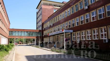 """Comunicat începere proiect """"Eficientizarea energetică a spitalului municipal dr. Alexandru Simionescu Hunedoara"""""""