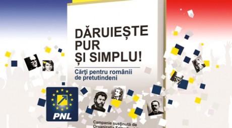 """Campania """"Dăruiește Pur și Simplu"""" la momentul bilanțului"""