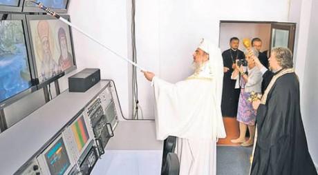 Patriarhul a binecuvântat Facebook-ul | Biserica Ortodoxă Română s-a conectat la internet