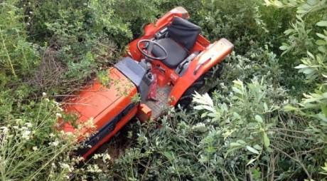 Un tânăr a murit STRIVIT de un tractor