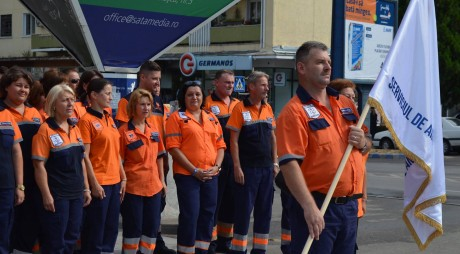 Ziua Naţională a Ambulanţei, sărbătorită la Deva!