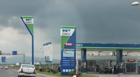 OMV construieşte 8 benzinării pe autostrada Sibiu-Nădlac