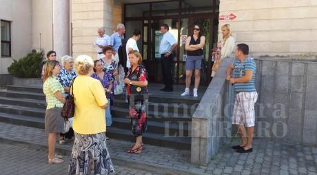 Agenţia de Mediu tranşează disputa privind CENTRUL PIETONAL din Hunedoara
