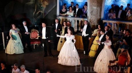 FOTO. Cum a debutat Festivalul Opera Nights