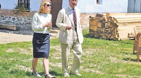 Prințul Charles: Transilvania deține cheia salvării planetei