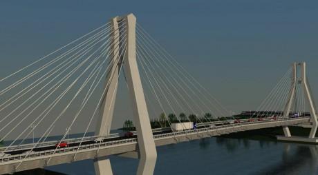 Două noi poduri peste Dunăre