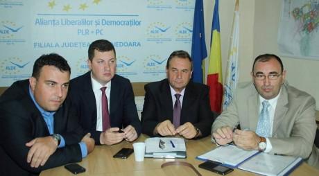 Surse: Candidații ALDE pentru primăriile din Deva și Hunedoara