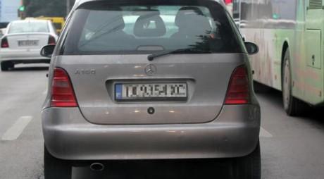 Parlamentarii au pus gând rău şoferilor cu maşini înmatriculate în Bulgaria