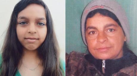 Mamă și fiică dispărute de acasă. Le-a vazut cineva?