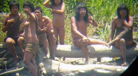 Tribul care nu a avut niciun contact cu lumea