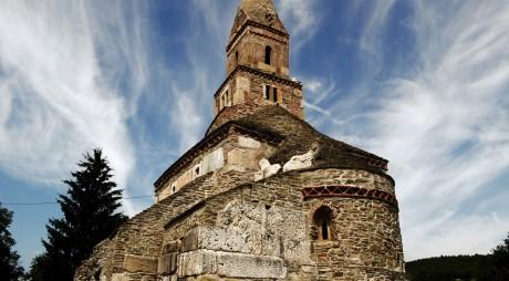 Densuş – Biserica sfinţilor cu ochii scoşi