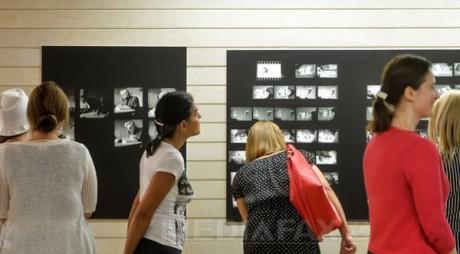 Premieră mondială: Portretele lui Emil Cioran de Rogelio Cuéllar, expuse la Biblioteca Naţională