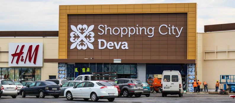 Program shopping city deva