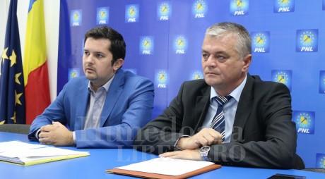 Cine va supraveghea activitatea noului PNL Hunedoara