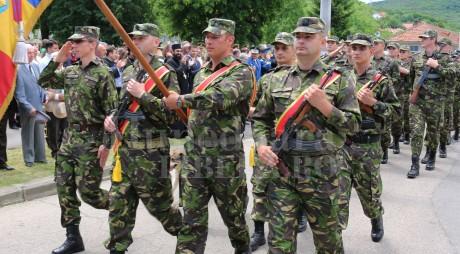 Ziua Armatei Române, marcată la Deva