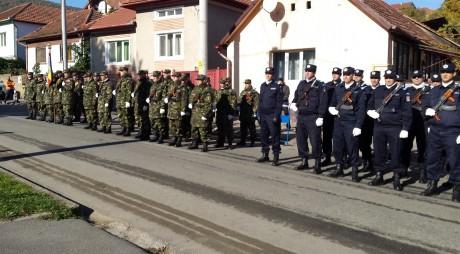 GAFĂ la ceremonialul pentru Ziua Armatei