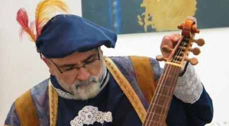 Aniversarea artistului-muzician, Mircea Goian
