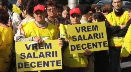 Despre aritmetica și morala majorărilor salariale