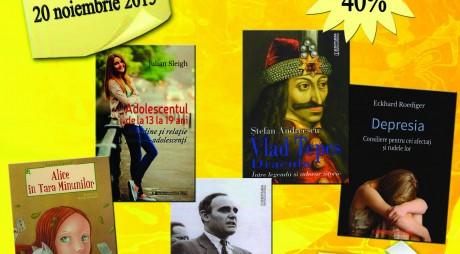 Cărți de calitate pentru cititorii hunedoreni
